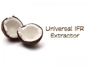 Universal IFR Exractor
